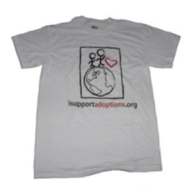 iSupportAdoptions T-Shirt
